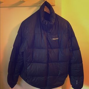 Men's Marmot 700 Fill Down Jacket Puffy